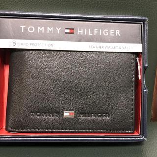 トミーヒルフィガー(TOMMY HILFIGER)の新品未使用 トミーヒルフィガー 折財布(折り財布)
