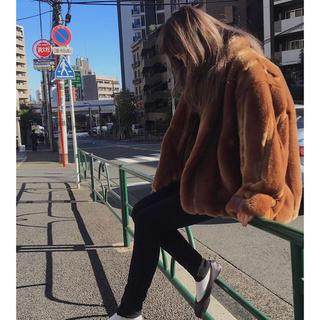 BEAUTY&YOUTH UNITED ARROWS - 即完売ROKU 6♡ファーコートPHEENY JANTIQUES CLANE
