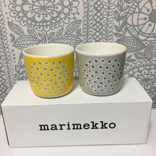 marimekko - マリメッコ  marimmeko ラテマグ プケッティ マグカップ