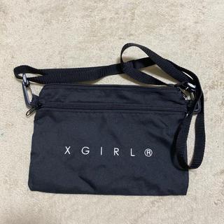 X-girl - X-girl ショルダーバッグ