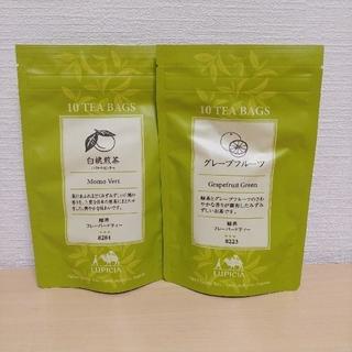 LUPICIA - ルピシア 白桃煎茶 グレープフルーツ セット
