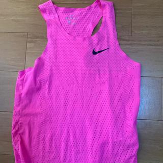 NIKE - ナイキ エアロスイフト ランニングシャツ マラソン  陸上