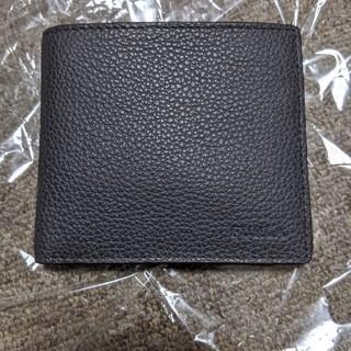 フルラ(Furla)のフルラ FURLA  メンズ 二つ折り財布   グレー 新品未使用 小銭入れ付(折り財布)