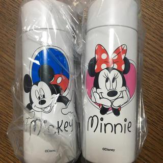 Disney - ミッキー&ミニー デザインボトル アート引越しセンター