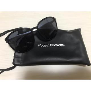 ロデオクラウンズ(RODEO CROWNS)のRODEO CROWNS サングラス(サングラス/メガネ)
