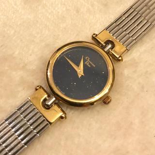 クリスチャンディオール(Christian Dior)のChristian Dior 超美品 ユニセックス 腕時計(腕時計)