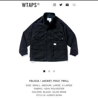 W)taps - WTAPS felicia ジャケット