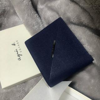 アニエスベー(agnes b.)のagnesb ウォレット 財布 新品未使用 15000円→14000円(財布)