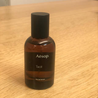 イソップ(Aesop)のAesop tacit オードパルファム 香水 残9割以上(香水(女性用))