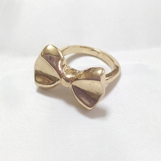 指輪 リング リボン(リング(指輪))