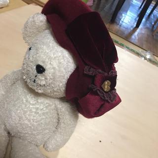 リズリサ(LIZ LISA)のリズリサ  ベレー帽(ハンチング/ベレー帽)