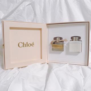 クロエ(Chloe)のクロエ オードパルファム ボディローション セット(香水(女性用))