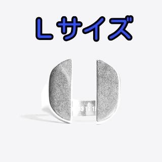 マルタンマルジェラ(Maison Martin Margiela)の新品L マルジェラ スプリット シグネット リング(リング(指輪))