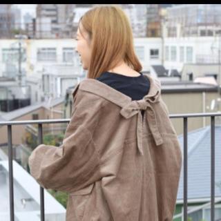 w closet - ★w closet♡オーバーサイズシャツ★