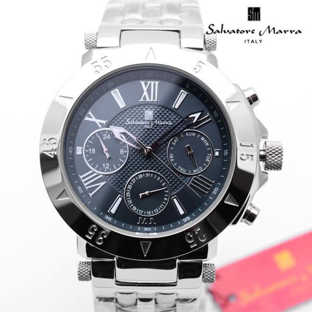 スーパーコピー 時計 鶴橋 ikea - Salvatore Marra - サル�トーレマーラ 腕時計 メンズ �イビー デイデイト ブランド�通販 by �も�'s shop