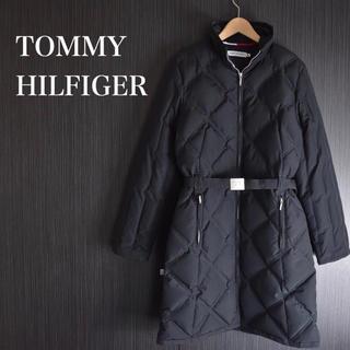 TOMMY HILFIGER - 【HILFIGER SPORT】トミーヒルフィガー キルティング ダウンコート