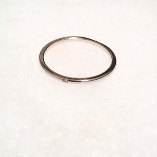 シルバーリング ジルコニア(リング(指輪))