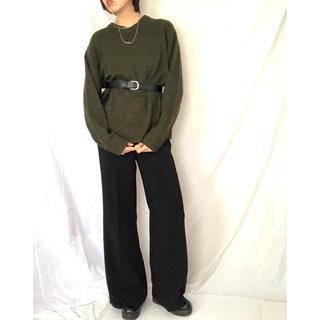 ジーユー(GU)のニット セーター gu 美品(ニット/セーター)