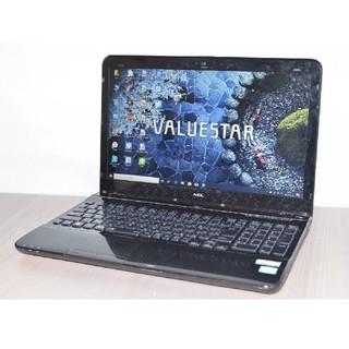 エヌイーシー(NEC)のWin10+office 新品SSD240 NEC LS450/J 第三世代i5(ノートPC)