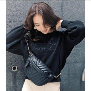 rienda - 入手困難♡riendaリエンダ♡stitch design 2way BAG ♡
