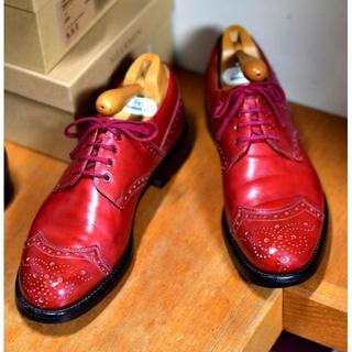 チャーチ(Church's)のchurch's CAROL 38 1/2 24〜24.5cm相当(ローファー/革靴)