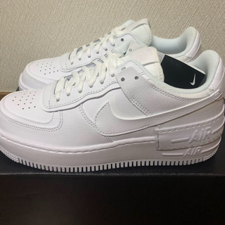 NIKE - NIKE AIR FORCE 1 SHADOW 24.5cm