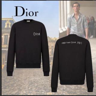 クリスチャンディオール(Christian Dior)のChristian Dior メンズ トレーナー ディオール(パーカー)