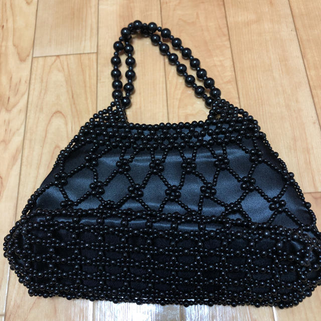 Sybilla(シビラ)の【sybilla】シビラ/ビーズミニバッグ レディースのバッグ(ハンドバッグ)の商品写真