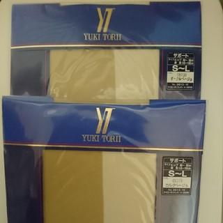 ユキトリイインターナショナル(YUKI TORII INTERNATIONAL)の〈匿名配送〉YUKI TORII ストッキング二足組(タイツ/ストッキング)