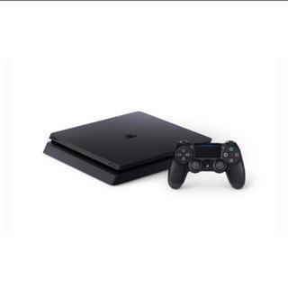 プレイステーション4(PlayStation4)のPlayStation4 ジェット・ブラック 500GB(家庭用ゲーム機本体)