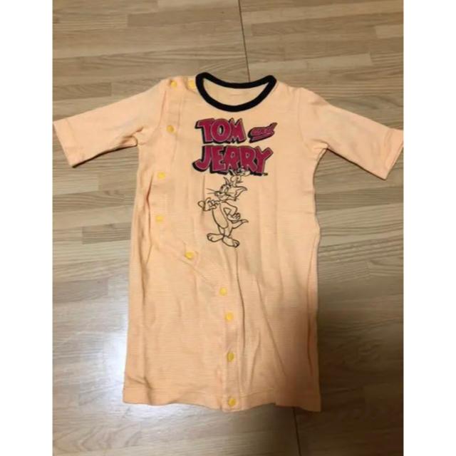 ベルメゾン(ベルメゾン)のロンパースセット キッズ/ベビー/マタニティのベビー服(~85cm)(ロンパース)の商品写真
