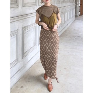Ameri VINTAGE - アメリヴィンテージ MAGGIE KNIT SKIRT