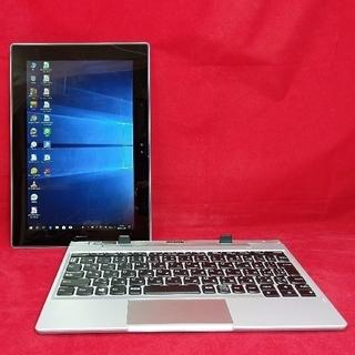 エヌイーシー(NEC)のNEC VersaPro VJE11U1V3 2in1 PC(ノートPC)