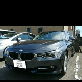 BMW - (静岡県)25年式BMW 320d 検2年9月 ディーラーメンテ 修無