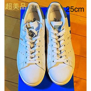 アディダス(adidas)の美品☆adidas アディダス Stan Smith スタンスミス グリーン(スニーカー)