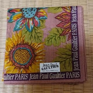 ジャンポールゴルチエ(Jean-Paul GAULTIER)のハンカチ 新品 ジャン・ポール・ゴルチエ(ハンカチ)