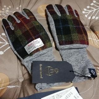 ジムマスター(GYM MASTER)のジムマスター ハリーツイード 手袋(手袋)