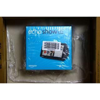 エコー(ECHO)の【送料無料】Amazon Echo Show 5 エコーショー5 チャコール(スピーカー)