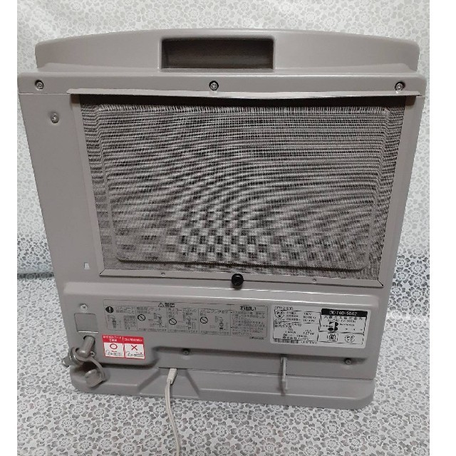 NORITZ(ノーリツ)の大阪ガス ガスファンヒーター 都市ガス用 GFH-2400S スマホ/家電/カメラの冷暖房/空調(ファンヒーター)の商品写真