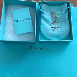 Tiffany & Co. - Tiffany&co. インフィニティネックレス