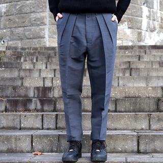 COMOLI - 【最安値】MaW別注 NEAT tapered パンツ