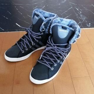 adidas - adidas neo ハイカットスニーカー