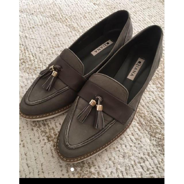 DIANA(ダイアナ)のDIANA ダイアナ ローファー レディースの靴/シューズ(ローファー/革靴)の商品写真