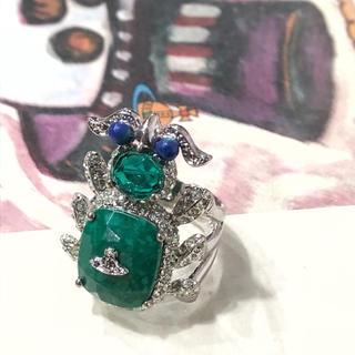 ヴィヴィアンウエストウッド(Vivienne Westwood)の新品 Vivienne Westwood サロメリング(リング(指輪))