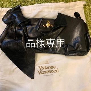 Vivienne Westwood - ヴィヴィアン クラッチバッグ 黒