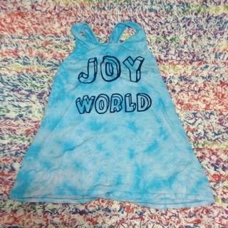 ブルームーンブルー(BLUE MOON BLUE)の【激安】タイダイ柄タンクトップ(Tシャツ(半袖/袖なし))
