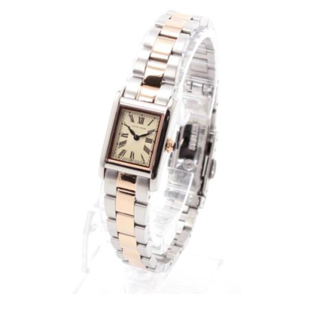 ロレックス スーパー コピー 時計 専門店 - UNITED ARROWS - ★希少★ ユナイテッドアローズ スクエアウォッチ 腕時計 ツートンメタルの通販