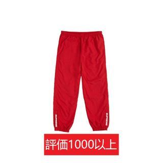 シュプリーム(Supreme)のSupreme Warm Up Pant 赤L(その他)