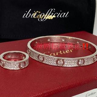 Cartier - 最高級✨ ブレスレット&リングSET✨大値下げ!!