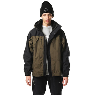 エフシーアールビー(F.C.R.B.)の19AW ブリストル 2 IN 1 TOUR JACKET  L(マウンテンパーカー)